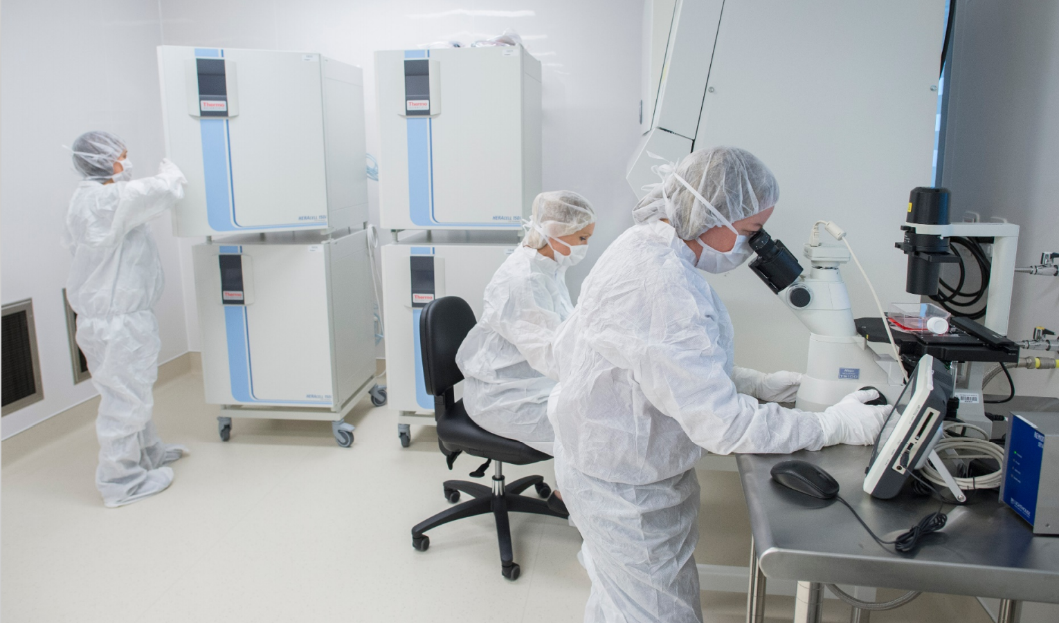 Alberta Cell Therapy Manufacturing